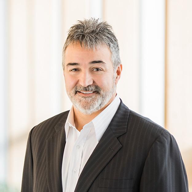 Jose-Roberge, président syndic associés chez Roy Métivier Roberge